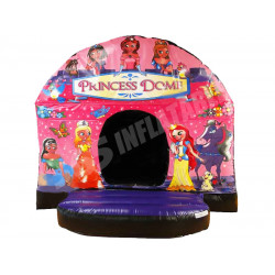 Castillo Hinchable Princess Disco