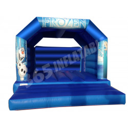 Castillo Inflable De Frozen