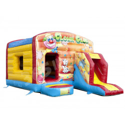 Castillo Hinchable Jb Inflatables