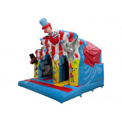 Payaso Play Slide Disco Ready