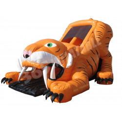 Big Tiger Tobogan Inflable