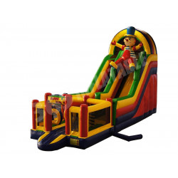 Tobogan De Payaso Inflable Multiplay