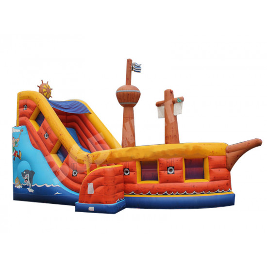 Trineo Pirata Inflable