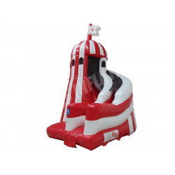 Helter Skelter Tobogan Inflable