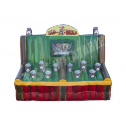 Hinchable Whack A Mole Game