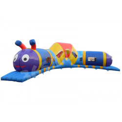 Arrastre De Oruga Inflable