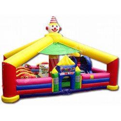 Circus Toddler Playland