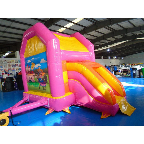 Inflable Castillo Princesas