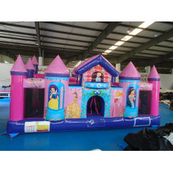 Inflable Princess Playground Toddler